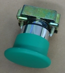 Botão cogumelo (modelo: LAY5BC3)