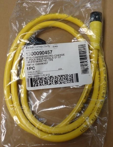 marca: Bradconnectivity <br/>modelo: 1300090457 <br/>estado: novo, na embalagem
