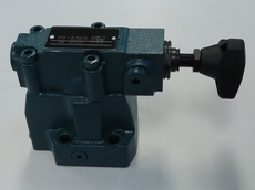 Válvula de sequência pilotada (modelo: PZ10-1-60/210/XY)