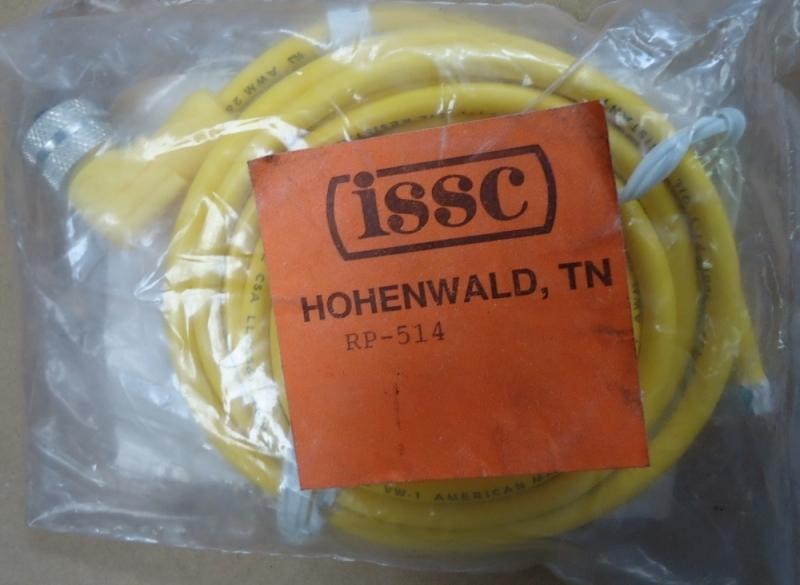 marca: ISSC Hohenwald <br/>modelo: RP514 <br/>estado: novo