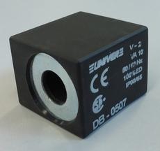 Bobina (modelo: DB0507) para válvula pneumática