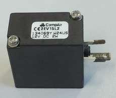 Bobina (modelo: 2EV15L2) para válvula pneumática