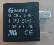 Bobina (modelo: 220VAC) para válvula pneumática
