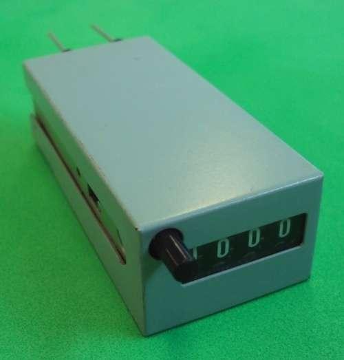modelo: 4 dígitos 24VCC c/reset <br/>estado: seminovo