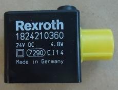 marca: Rexroth modelo: 1824210360 24VDC estado: nova