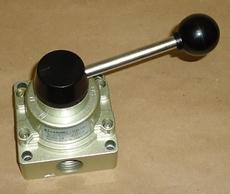 Válvula rotativa (modelo: HV400-04)