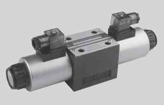 Válvula hidráulica (modelo: 4DWG10E)