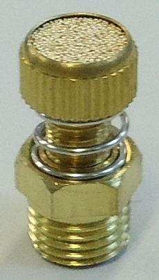 Silenciador (modelo: SD08)