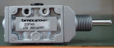 Válvula pneumática (modelo: 2350)