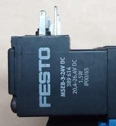 marca: Festo modelo: MSEB324VDC estado: seminova