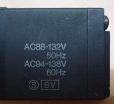 Bobina (modelo: AC88AC94) para válvula pneumática