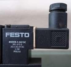 marca: Festo modelo: MSOEB324VDC 381675D estado: seminova