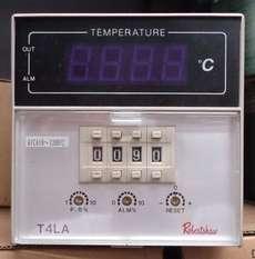 Controlador de temperatura (modelo: T4LA)