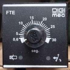 marca: Digimec modelo: FTE30SEG estado: novo