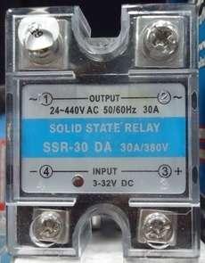 modelo: SSR30DA 30A estado: novo
