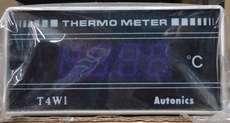 marca: Autonics modelo: T4WIN3NPOC PT100 -99.9até199,9C AC110/220V estado: novo