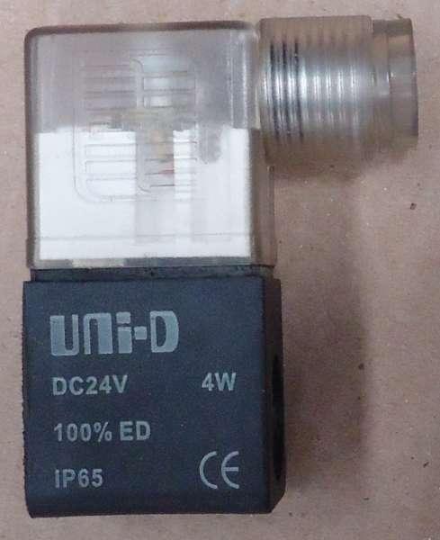 marca: UNID <br/>modelo: DC24V <br/>estado: nova