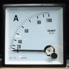 Amperímetro (escala: 100AMP)