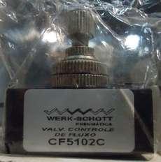 marca: Werk Schott modelo: 1/8X1/8 CF5102C estado: novo