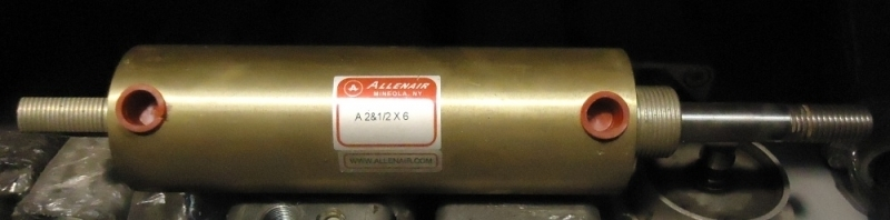 marca: Allenair <br/>modelo: A2&126 <br/>estado: seminovo