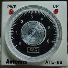 Temporizador (modelo: ATE6S)