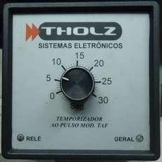 marca: Tholz modelo: GTIP 30SEG 220VCA analógico estado: novo