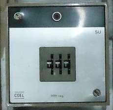 marca: Coel modelo: SU999SEG estado: nunca foi utilizado