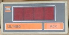 marca: Coel modelo: UL1480 estado: usado, bom estado