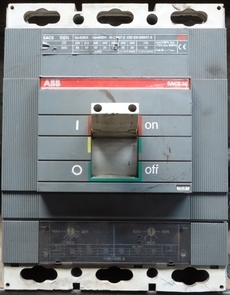 Disjuntor (modelo: SACES6N)