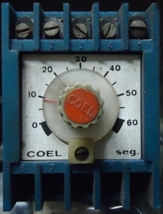 marca: Coel modelo: 60SEG estado: usado