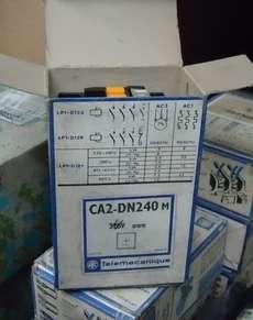 marca: Telemecanique modelo: CA2DN240 estado: nunca foi utilizado, na caixa