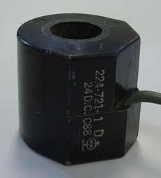 Bobina (modelo: 2247211D) para válvula pneumática