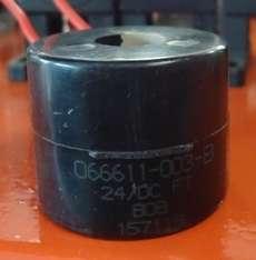 Bobina (modelo: 066611003B) para válvula pneumática