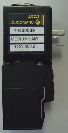 Válvula pneumática (modelo: 19200009)