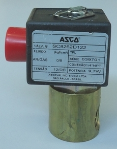 marca: Asco modelo: SC8262D122 estado: nova