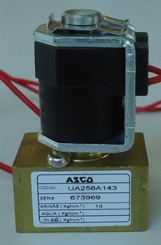 marca: Asco modelo: UA256A143 estado: nova