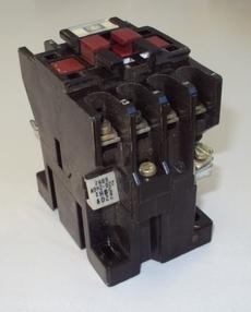 marca: Telemecanique modelo: LC1D123 220-240V 60Hz estado: usado