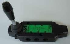 Válvula manual (modelo: 55102097)