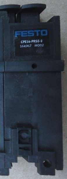 marca: FESTO modelo: CPE14PRSE2 164967 estado: seminovo