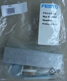 marca: Festo modelo: PAL5143 9189 estado: novo