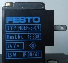 marca: Festo modelo: MOEH309 estado: seminova