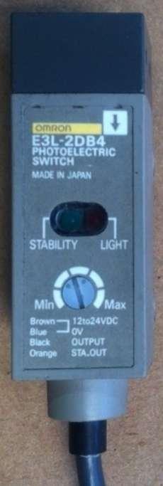 Sensor (modelo: E3L2DB4)