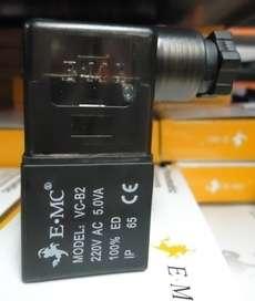Bobina (modelo: VCB2 220V) para válvula pneumática
