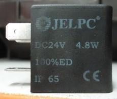 Bobina (modelo: DC24V 4.8W) para válvula pneumática