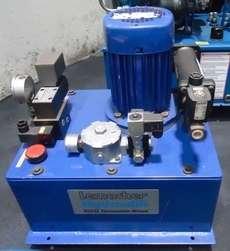 Unidade hidráulica (marca: Lemacher)