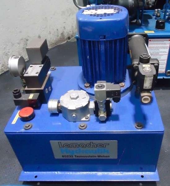tanque: Lemacher Hydraulik <br/>vendida no estado ou reformada