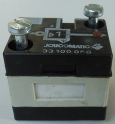 Válvula pneumática (modelo: 33100056)
