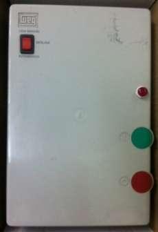 Chave de partida (modelo: QCS015)