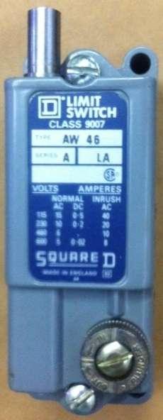 Fim de curso (modelo: AW46)