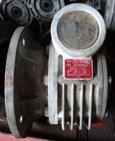 Redutor de velocidade (modelo: VF63L2FC2P71B5)